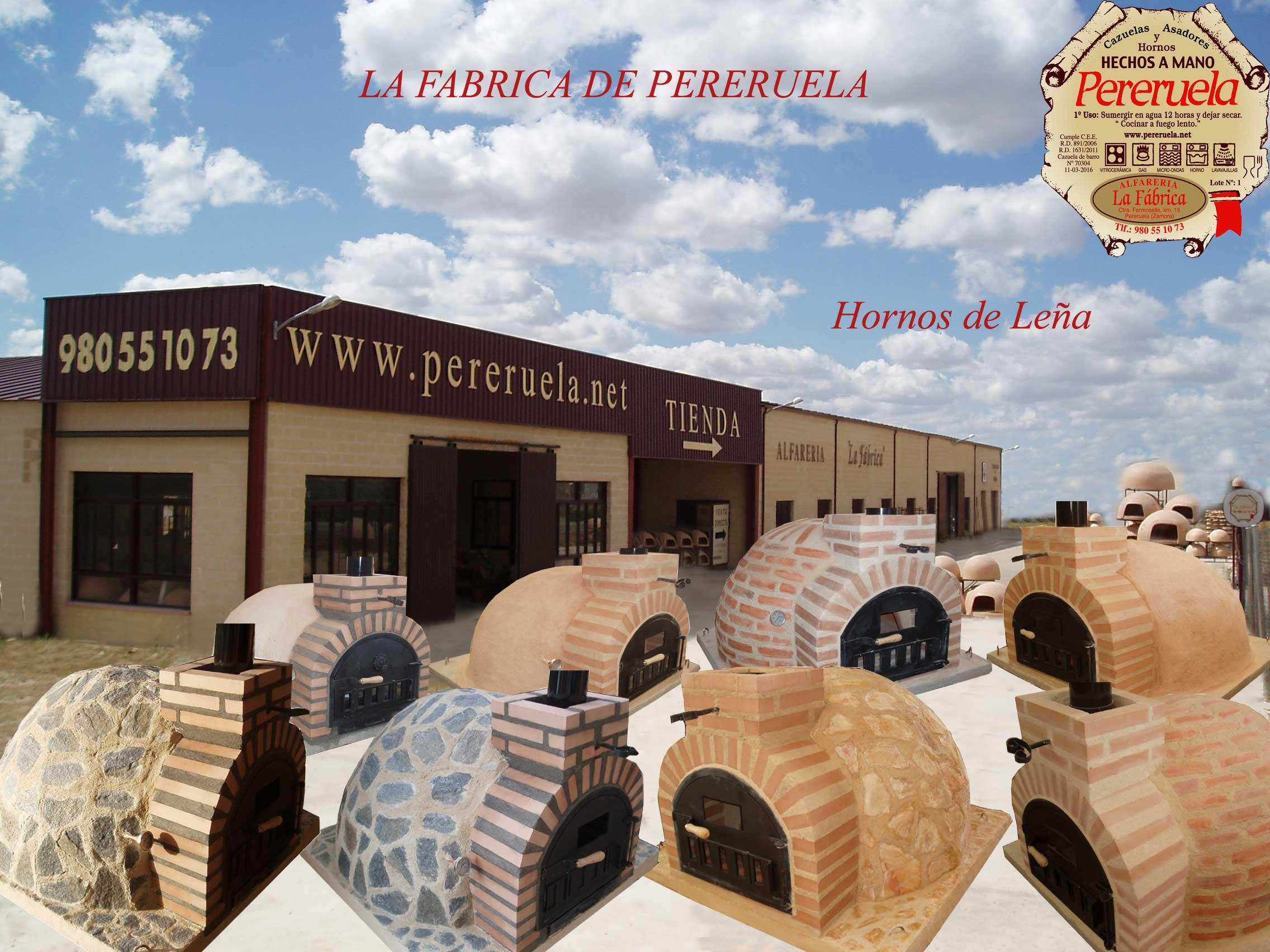 La Fábrica de Pereruela
